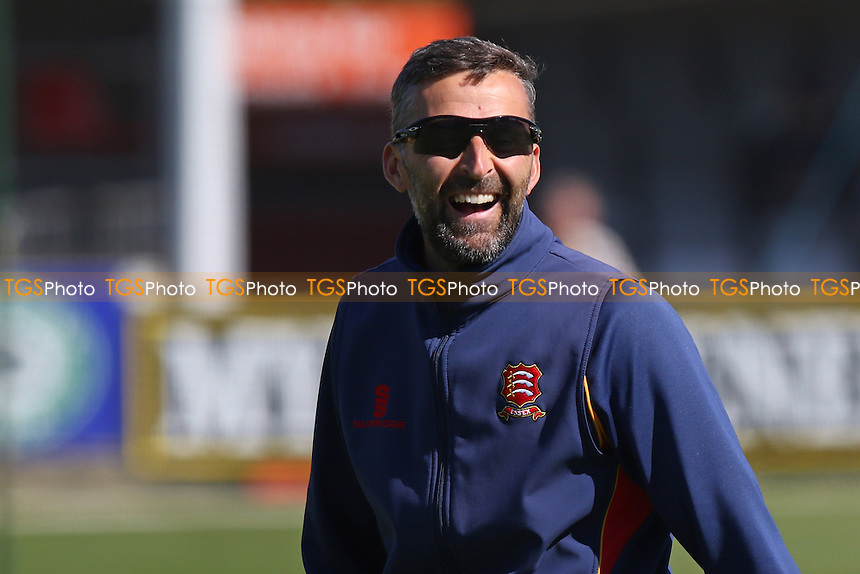 Essex head coach Paul Grayson - Essex CCC vs Kent CCC - LV County Championship Division Two Cricket at the Essex County Ground, Chelmsford, Essex - 21/04/15 - MANDATORY CREDIT: TGSPHOTO - Self billing applies where appropriate - contact@tgsphoto.co.uk - NO UNPAID USE