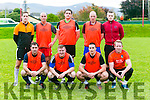 Tralee Grada Station team at the Inter Firm seven a-side soccer blitz  in aid of local charities at the Low Field, Tralee on Saturday
