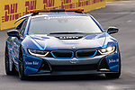 Safety car during the FIA Formula E Hong Kong E-Prix Round 2 at the Central Harbourfront Circuit on 03 December 2017 in Hong Kong, Hong Kong. Photo by Victor Fraile / Power Sport Images