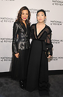 NEW YORK, NEW YORK - JANUARY 08: Michelle Yeoh and Awkwafina attends the 2019 National Board Of Review Gala at Cipriani 42nd Street on January 08, 2019 in New York City. <br /> CAP/MPI/JP<br /> &copy;JP/MPI/Capital Pictures