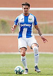 CD Leganes' Josua Mejias during friendly match. July 13,2018. (ALTERPHOTOS/Acero)