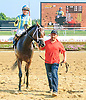 Mastic winning at Delaware Park on 9/1/15