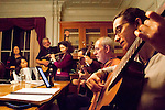 Port Townsend, Fort Worden, Centrum, Choro musicians, Choro Workshop, Brazilian music, Wednesday, Olympic Peninsula, Washington State,