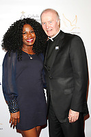 BURBANK - APR 27: Monsignor Gregory Cox at the Faith, Hope and Charity Gala hosted by Catholic Charities of Los Angeles at De Luxe Banquet Hall on April 27, 2019 in Burbank, CA