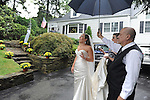 Tappan Hill August Wedding.Pavilion Room.Jackie New and Tim Wilson..