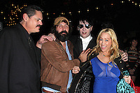 Mark Burnham, Quentin Dupieux a.k.a. Mr. Oizo, Marilyn Manson, Jennifer Blanc<br />