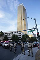 Black Lives Matter Demonstration in Las Vegas