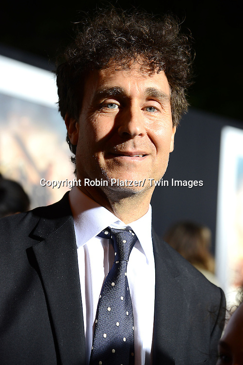"""Doug Liman attends the """"Edge of Tomorrow"""" New York Fan Premiere on May 28, 2014 at the AMC Lincoln Square Theatre in New York City."""
