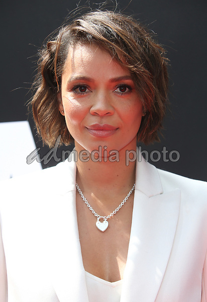 17 May 2017 - Hollywood, California - Carmen Ejogo. Sir Ridley Scott Hand And Footprint Ceremony. Photo Credit: AdMedia