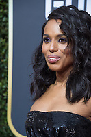 Kerry Washington attends the 75th Annual Golden Globes Awards at the Beverly Hilton in Beverly Hills, CA on Sunday, January 7, 2018.<br /> *Editorial Use Only*<br /> CAP/PLF/HFPA<br /> &copy;HFPA/PLF/Capital Pictures
