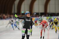 SCHAATSEN: LEEUWARDEN:28-10-2017, ELFSTEDENHAL, Marathonschaatsen, ©foto Martin de Jong