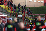 Fans arrive in the stadium during the English League One match at the Bramall Lane Stadium, Sheffield. Picture date: November 19th, 2016. Pic Simon Bellis/Sportimage
