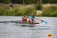 Race: 159  W.J15.2x  Final<br /> <br /> Peterborough Summer Regatta 2018 - Saturday<br /> <br /> To purchase this photo, or to see pricing information for Prints and Downloads, click the blue 'Add to Cart' button at the top-right of the page.