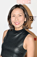 LOS ANGELES, CA - SEPTEMBER 30: Tora Kim at the retrospective of Paul SchraderÕs body of work and The Beyond Fest Screening and Retrospective of Dog Eat Dog hosted by American Cinematheque at the Egyptian Theatre in Los Angeles, California on September 30, 2016. Credit: Koi Sojer/Snap'N U Photos/MediaPunch