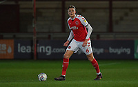 Fleetwood Town's Harry Souttar<br /> <br /> Photographer Dave Howarth/CameraSport<br /> <br /> Leasing.com Trophy Northern Section Round Three - Fleetwood Town v Accrington Stanley - Tuesday 7th January 2020 - Highbury Stadium - Fleetwood<br />  <br /> World Copyright © 2018 CameraSport. All rights reserved. 43 Linden Ave. Countesthorpe. Leicester. England. LE8 5PG - Tel: +44 (0) 116 277 4147 - admin@camerasport.com - www.camerasport.com