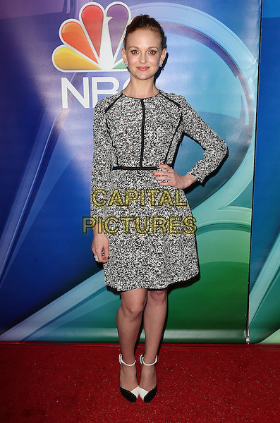 18 January 2017 - Pasadena, California - Jayma Mays. 2017 NBCUniversal Winter Press Tour held at the Langham Huntington Hotel. <br /> CAP/ADM/FS<br /> &copy;FS/ADM/Capital Pictures