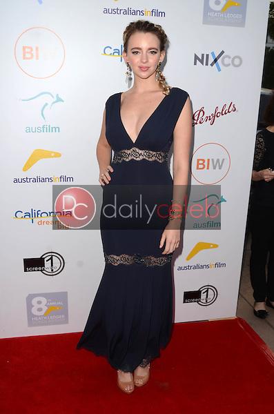 Natasha Bassett<br /> at the 2016 Australians In Film Heath Ledger Scholarship Dinner, Mr. C, Beverly Hills, CA 06-01-16<br /> David Edwards/Dailyceleb.com 818-249-4998