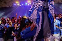 RIO DE JANEIRO, RJ, 21.10.2014 – PORTELA GRAVA DVD PARA O CARNAVAL 2015 – PORTELA, A Portela faz a gravação do DVD para o carnaval 2015 na cidade do samba ,  na zona portuaria do  Rio de Janeiro, nesta terça,  21 (foto: Márcio Cassol/Brazil Photo Press)