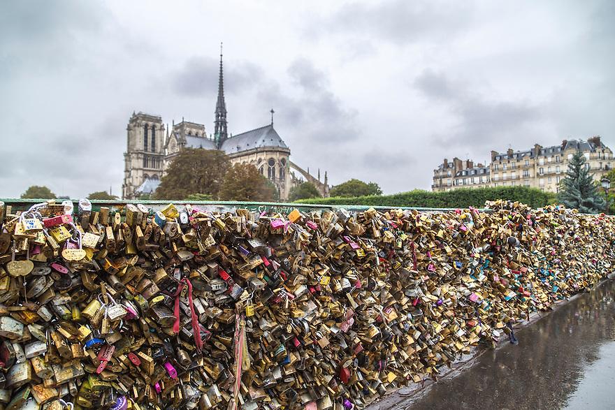 Photographs of the City of Light, Paris, France.
