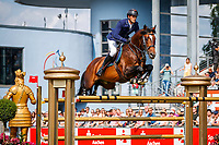BEL-Nicola Philippaerts rides H&M Extra during the Rolex Grand Prid of Aachen. 2019 GER-CHIO Aachen Weltfest des Pferdesports. Sunday 21 July. Copyright Photo: Libby Law Photography