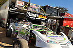 Feb 10, 2009; 3:50:59 PM; Barberville, FL, USA; UMP DIRTcar Racing Series for the 38th Annual ALLTEL DIRTcar Nationals by UNOH at Volusia Speedway Park.  Mandatory Credit: (thesportswire.net)