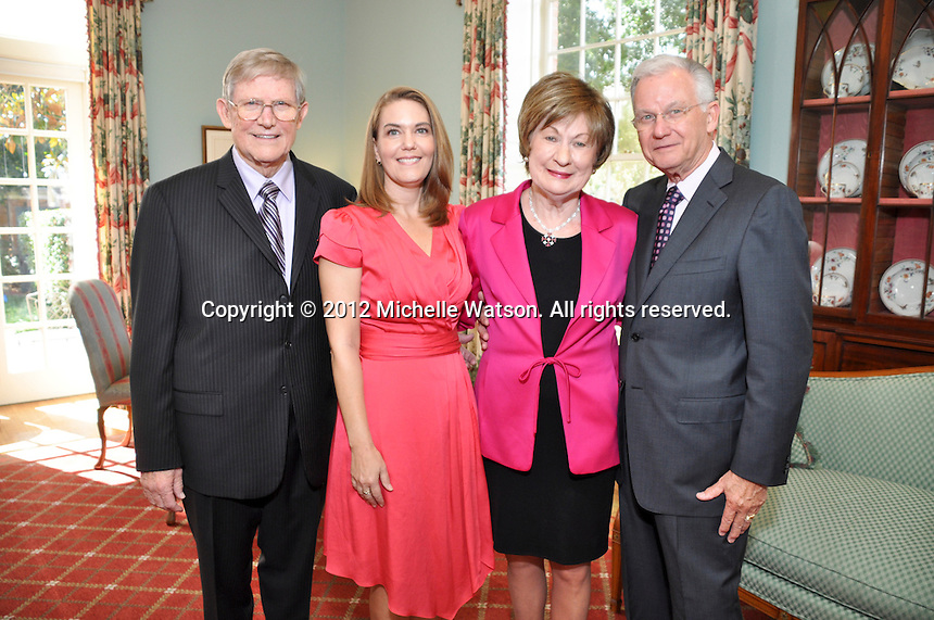 American Cancer Society Tickled Pink Luncheon at the Junior League of Houston