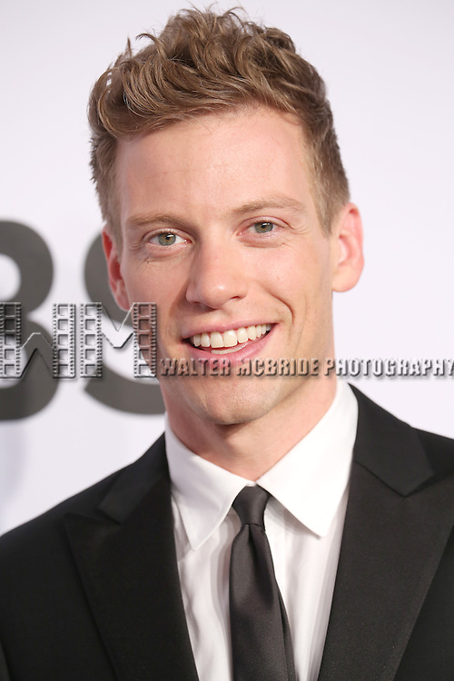 Barrett Foa attending the The 68th Annual  The Tony Awards at Radio City Music Hall on June 8, 2014 in New York City.