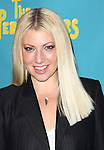 """Actress Ari Graynor attends press event to introduce the cast and creators of the new Broadway play """"The Performers""""at the Hard Rock Cafe on Tuesday, Sept. 25, 2012 in New York."""
