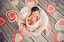 Olivia N as a newborn Baby Bee