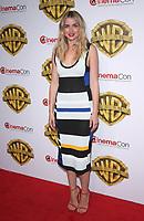 29 March 2017 - Las Vegas, NV - Ana De Armas. 2017 Warner Brothers The Big Picture Presentation at CinemaCon at Caesar's Palace.  Photo Credit: MJT/AdMedia