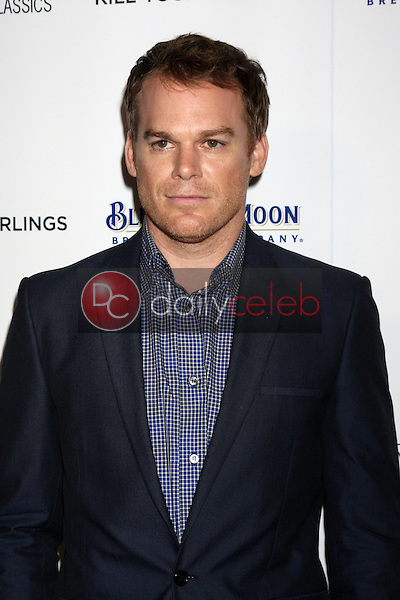 """Michael C. Hall<br /> at the """"Kill Your Darlings"""" Premiere, Writers Guild Theater, Beverly Hills, CA 10-03-13<br /> David Edwards/DailyCeleb.Com 818-249-4998"""