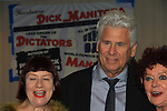 Rocky Horror Picture Show stars Nell Campbell, Barry Bostwick, Patricia Quinn sign at Chiller Theatre 2013 on April 28, 2013 at the Parsippany Sheraton Hotel, Parsippany, New Jersey where they sign, pose for fans. It was a three day event.  (Photo by Sue Coflin/Max Photos)