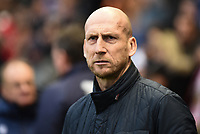 Reading manager Jaap Stam during the Sky Bet Championship match between Bristol City and Reading at Ashton Gate, Bristol, England on 26 December 2017. Photo by Paul Paxford.
