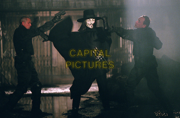 HUGO WEAVING.in V for Vendetta.*Editorial Use Only*.www.capitalpictures.com.sales@capitalpictures.com.Supplied by Capital Pictures.