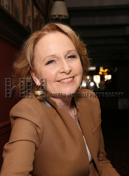 Kate Burton attends the Sardi's Caricature Unveiling for Kate Burton joining the Legendary Wall of Fame at Sardi's on June 28, 2017 in New York City.