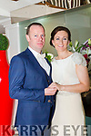 Annette Hayes and Kevin Counihan were married at a Civil Ceremony by Mary T. O'Shea at the Earl of Desmond Hotel on Friday 31st March 2017 with a reception after