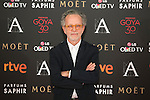 Fernando Colomo attends 30th Goya Awards red carpet in Madrid, Spain. February 06, 2016. (ALTERPHOTOS/Victor Blanco)