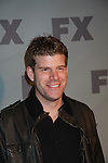 Stephen Rannazzisi - The League poses on the red carpet at FX 2012 Ad Sales Upfront held on March 29, 2012 at Lucky Stirke, New York, New York. (Photo by Sue Coflin/Max Photos)