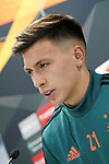 AFC Ajax's Lisandro Martinez in press conference after training session. February 19,2020.(ALTERPHOTOS/Acero)