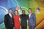 Michael -Raymond-James - Bre Blair - Larenz Tate - David Lyons - Game of Silence - NBC Upfront at Radio City, New York City, New York on May 11, 2015 (Photos by Sue Coflin/Max Photos)