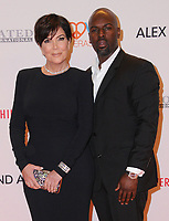 05 May 2017 - Beverly Hills, California - Kris Jenner, Corey Gamble. 24th Annual Race to Erase MS Gala held at Beverly Hilton Hotel in Beverly Hills. Photo Credit: Birdie Thompson/AdMedia