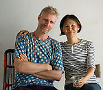 Upcycling studio, by Ok Lee Jeong and Marc Barandard. 2016
