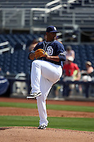 Luis Diaz - San Diego Padres 2016 spring training (Bill Mitchell)