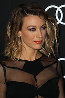LOS ANGELES, CA - JANUARY 09: Natalie Zea at the Audi Golden Globe Awards 2014 Cocktail Party held at Cecconi's Restaurant on January 9, 2014 in Los Angeles, California. (Photo by Xavier Collin/Celebrity Monitor)