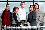 Aisling O'Sullivan D'Arcy Rural Development Officer, Kenmare, Bridie Buckley, South Kerry Local Employment services Manager, Sean DeBuitlear, RDP officer, SKDP, Aoife O'Rielly, Network Manager South Kerry Skillnet and Breda O'Sullivan, Network Administrator South Kerry Skillnet