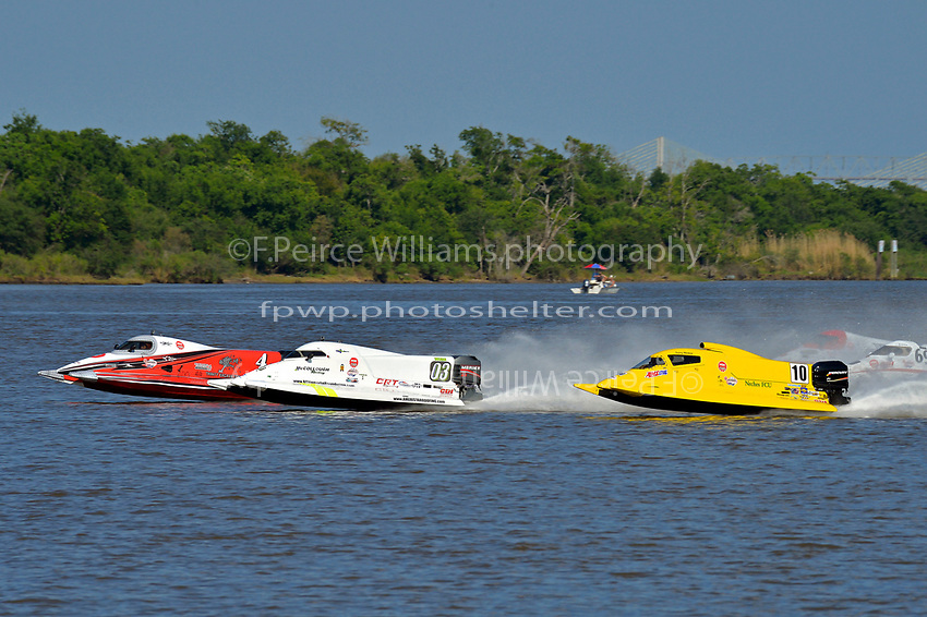 Start, Final: Wesley Cheatham (#4), Dustin Terry (#03) and Terry Rinker (#10)           (Formula 1/F1/Champ class)