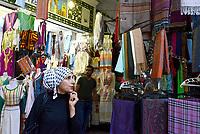 Tunisi, Settembre 2018<br /> La Medina