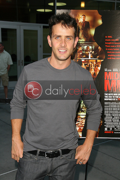 """Joey McIntyre<br /> at the """"Middle Men"""" Los Angeles Premiere, Arclight, Hollywood, CA. 08-05-10<br /> David Edwards/DailyCeleb.com 818-249-4998"""