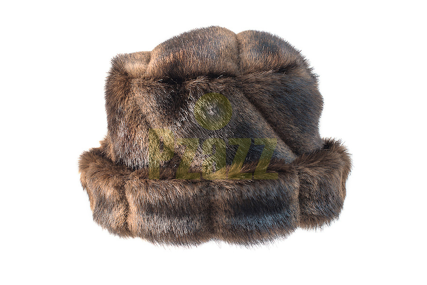 Commercial Studio Photograph of the Ladies Grace Faux Fur Hat