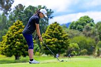 Eunseo Choi. 2018 Annika Australiasia Invitational Junior-Am at Royal Wellington Golf Club in Upper Hutt, Wellington, New Zealand on Friday, 14 December 2018. Photo: Dave Lintott / lintottphoto.co.nz